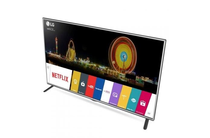 TV da LG roda Web OS (Foto: Divulgação/LG)