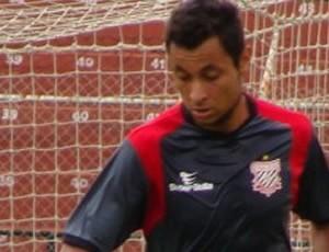 Correia Paulista Jundiaí (Foto: Divulgação / Paulista FC)