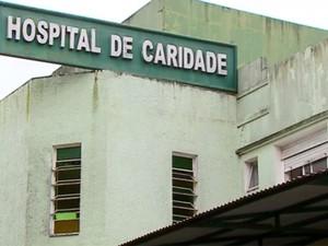 Hospital de Caridade de Três Passos (Foto: Reprodução/RBS TV)