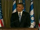 Após visitar Israel, Obama encontra presidente palestino na Cisjordânia