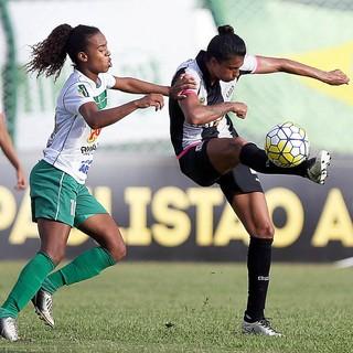 Sereias da Vila x Rio preto (Foto: Pedro Ernesto Guerra Azevedo/ Santos FC)