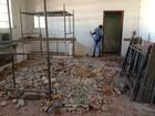 Voluntários reformam cozinha do Hospital Regional de Guajará, RO