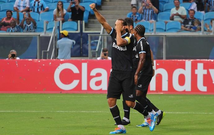 Barcos Grêmio x Passo Fundo (Foto: Marcos Cunha / Agência Free Lancer / Agência Estado)