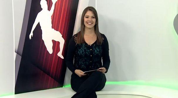 Tamara Olieveira (Foto: Divulgação / TV Sergipe)