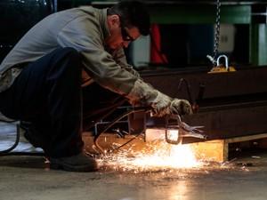 Produção da indústria cresce na maioria das regiões do país em setembro. (Foto: David Alves/ Palácio Piratini)