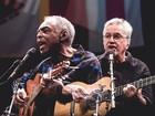 Gilberto Gil anuncia nova data para show adiado no Rio com Caetano