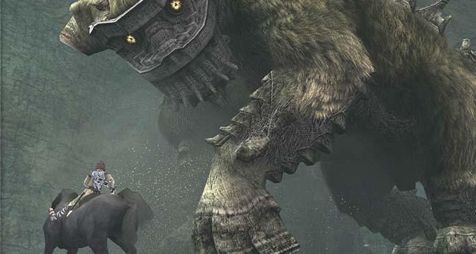 Shadow of the Colossus (Foto: Reprodução)