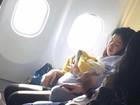 Bebê nasce em pleno voo de Dubai às Filipinas