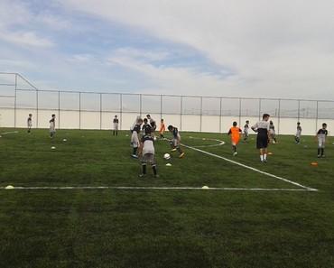 Clube e Centro de Treinamento Gaviões do Cerrado (Foto: Divulgação/Gaviões do Cerrado)