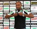 """Experiente, Kléber chega ao Figueira para jogar de meia: """"É minha intenção"""""""