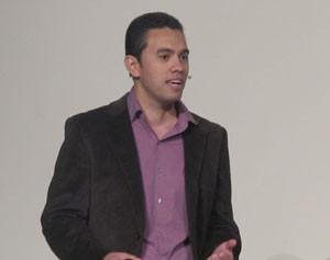 Max Morais é o responsável pela Activision no Brasil (Foto: Gustavo Petró/G1)