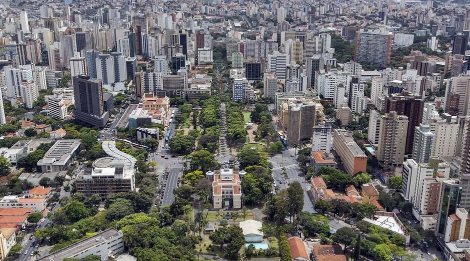 12 - Belo Horizonte (MG), décima segunda colocada com 6,33 (Foto: Reprodução/Mediacommons)