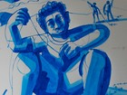 Exposição tem obras de 32 artistas e reverte renda para Martagão Gesteira