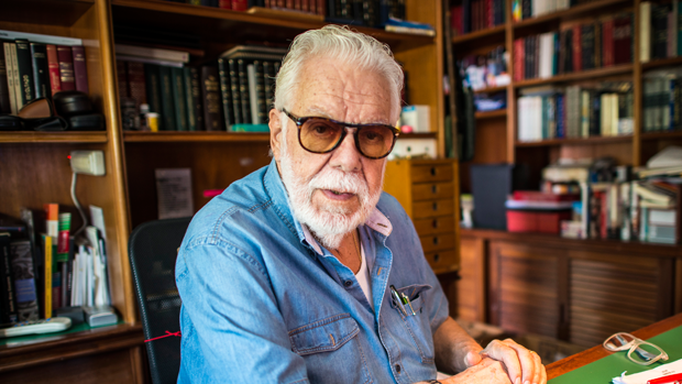 """Manoel Carlos em """"Donos da História"""""""