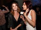 Mônica Iozzi entrevista Nathalia Dill especialmente para o Gshow (Foto: Carol Caminha/TV Globo)