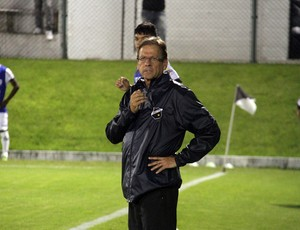 Waldemar Lemos, técnico do ABC (Foto: Gabriel Peres/Divulgação)
