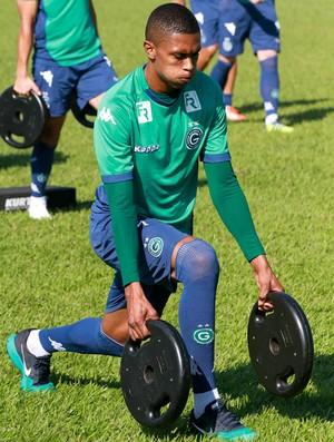 Felipe Macedo - zagueiro Goiás (Foto: Rosiron Rodrigues / Goiás E.C.)