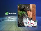 Moradores flagram descarte irregular de medicamentos em Jundiaí