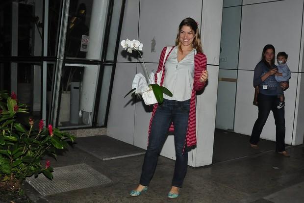 Priscila Fantin (Foto: Roberto Teixeira/EGO)