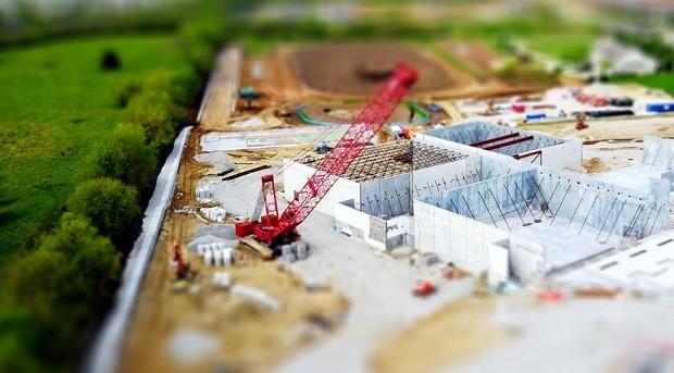 Construção - prédio - arquitetura - construir - prédios - construtech - guindaste - obra - design  (Foto: Pexels)