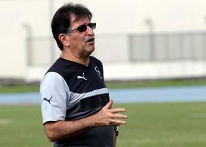 René Simões treino do Botafogo (Foto: Cezar Loureiro / Ag. O Globo)