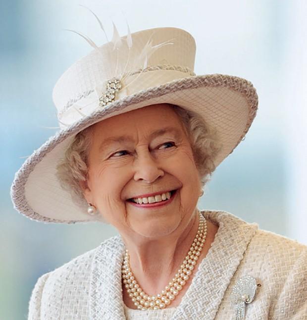 Rainha Elizabeth, a sogra suprema (Foto:  Trunk Archive Getty Images e Divulgação )