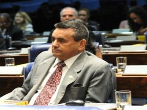 Jonas Pinheiro é ex-senador pelo Amapá e vai disputar o governo (Foto: Ascom/Jonas Pinheiro)