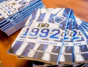 Livro Londrina 1992 (Foto: Gabriel Teixeira/Divulgação)