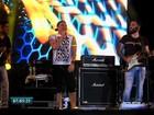 Jorge e Mateus cantam com Wesley Safadão em show na Expocrato