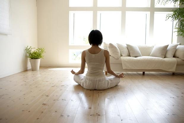 Meditação  (Foto: Getty Images/ ThinkStock )
