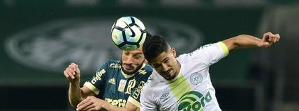 Chapecoense vence o Palmeiras fora de casa e  sai do Z-4 do Brasileiro (Marcos Ribolli)