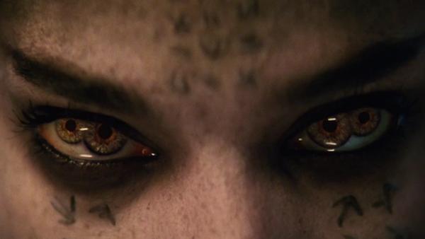 Uma cena do trailer de 'A Múmia', estrelado por Tom Cruise (Foto: Reprodução)