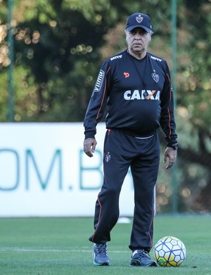 Marcelo Oliveira Atlético-MG (Foto: Bruno Cantini/ Flickr Atlético-MG)