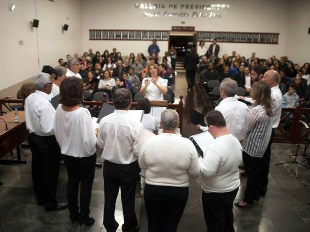 Grupo fará apresentação depois da missa, às 19h, em Boituva (Foto: Divulgação/Prefeitura de Boituva)