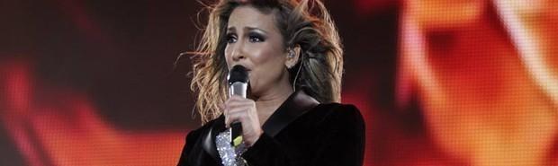 Claudia Leitte (Foto: AP/Silvia Izquierdo)