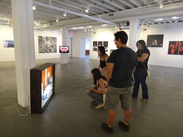 Aula de fotografia em Nova York inclui visita a galeria (Foto: Sabiar/Divulgação)