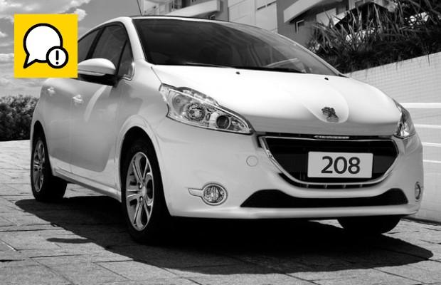 Reclame Aqui: Peugeot 208 (Foto: Autoesporte)