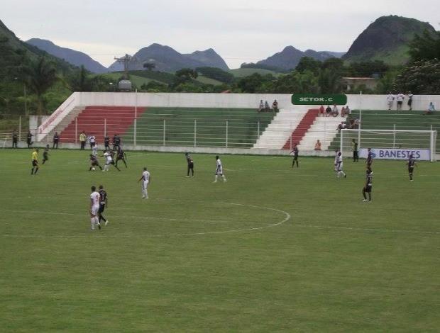 Rio Branco vence o Real Noroeste (Foto: Marcelo Pereira/Real Noroeste FC)