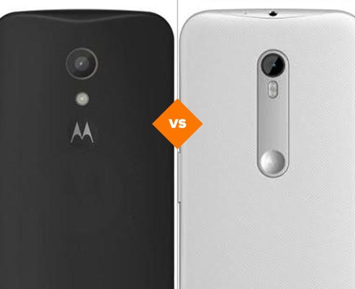 Moto G 2 ou Moto G 3: descubra qual 'baratinho' da Motorola é o melhor (Foto: Arte/TechTudo)