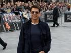 Ex de Katy Perry leva mãe a première que também tem Tom Cruise