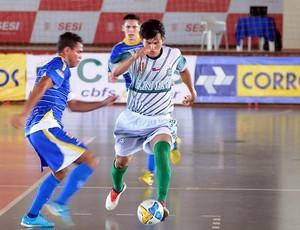 Abílio Nery Futsal Liga Norte de Futsal (Foto: Luciano Bergamaschi/CBFS)