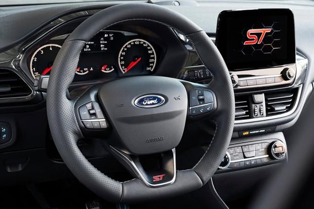 Ford Fiesta ST (Foto: Divulgação)