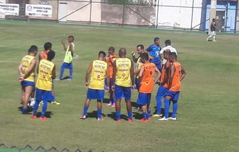 São Mateus derrota seleção de Conceição da Barra em jogo-treino
