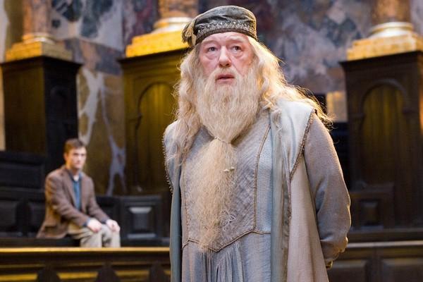 Albus Dumbledore (Michael Gambon) (Foto: Divulgação)