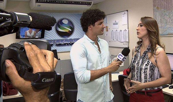 Apresentadora Susane Vidal terá uma surpresa especial (Foto: Divulgação / TV Sergipe)