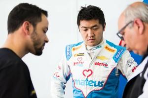 Rafael Suzuki acredita em ascensão na segunda metade do campeonato (Foto: Rafael Gagliano/Hyset)