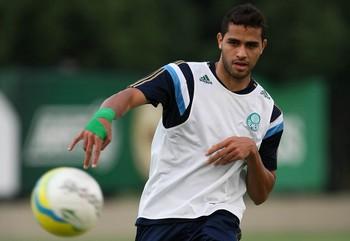 Alan Kardec Palmeiras (Foto: Cesar Greco/Ag Palmeiras/Divulgação)