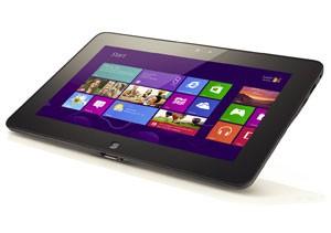 Latitude é o tablet com Windows 8 da Dell (Foto: Divulgação/Dell)