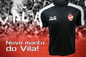Novo uniforme - Vila Nova (Foto: Divulgação / Vila Nova Futebol Clube)