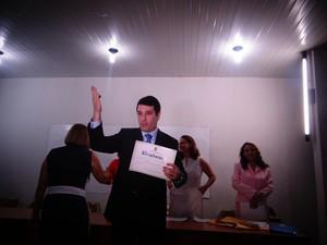 Toninho Lins diz que ao retonar à prefeitura vai abrir as contas para provar que é inocente (Foto: Waldson Costa/ G1)